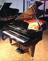 Bosendorfer Grand Piano For Sale with a black polyester finish