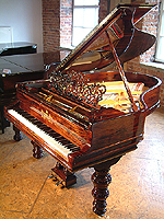 Antique Steinway  Grand Piano For Sale