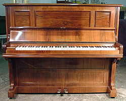 Bechstein upright piano