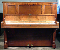 Antique Bechstein Model III Upright Piano
