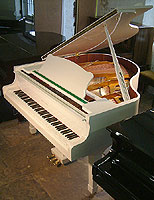 Halle & Voight grand piano For Sale