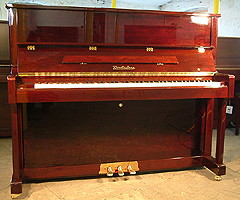 New Wendl and Lung Upright Piano