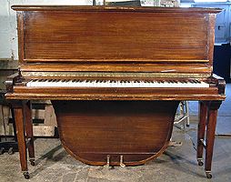 Artcased, Morley upright piano