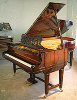 Antique Bechstein Model C Grand Piano For Sale