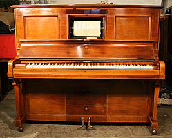 Antique Steinway Upright Pianola