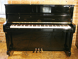 Do you want to buy a New Boston UP 118 PE Upright Piano