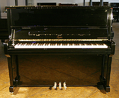 Do you want to buy a New Boston UP 126 PE Upright Piano
