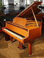 Yamaha G1 Grand Piano For Sale with a black case