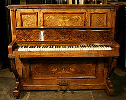Antique Kaps Upright Piano