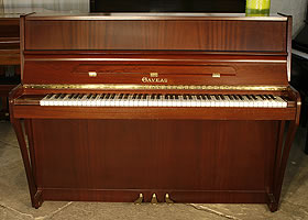 Gaveau upright piano
