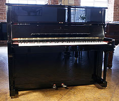Do you want to buy a New Steinway Model V Upright Piano