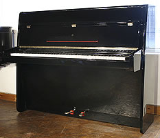 Modern Steinway Model Z Upright Piano For Sale