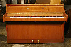 Modern Bentley Upright Piano For Sale