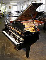 Kawai CA60N Grand Piano For Sale with a black case