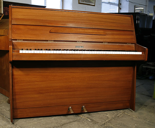 kemble upright piano for sale with a mahogany case cheap upright piano 1200 specialist piano. Black Bedroom Furniture Sets. Home Design Ideas