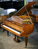 Bluthner Baby Grand Piano